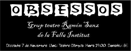Teatre obssesos 2015