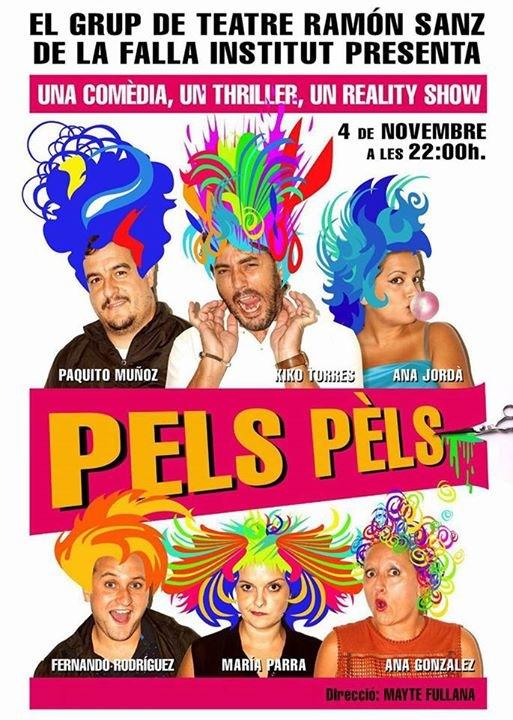 Teatre - Pels Pels